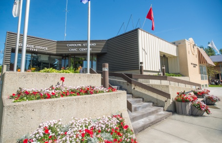 Carolyn Strand Civic Centre, Breton Alberta.
