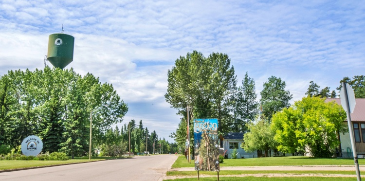 The Village of Breton is located in Brazeau County at the junction of Secondary Highway 616 (east/west) and Highway 20 (north/south) in west central Alberta Canada.